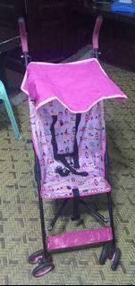 Foldable Compact Stroller