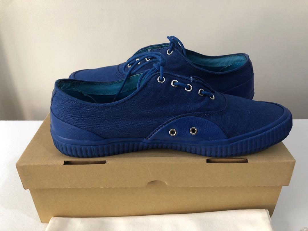 Fred Perry Rally Canvas Royal Blue