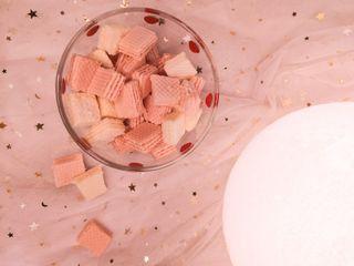 Fruity Waffles & Yoghurt Cubes
