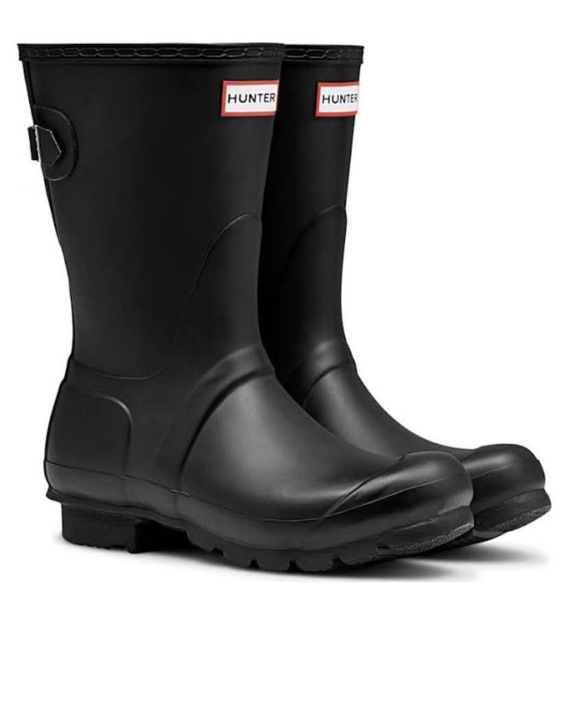 HUNTER women's rain boot- Size 9