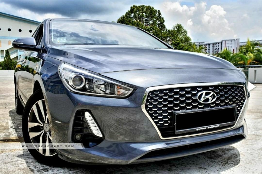 Hyundai i30 1.4 GLS 5-Dr DCT Turbo (A)