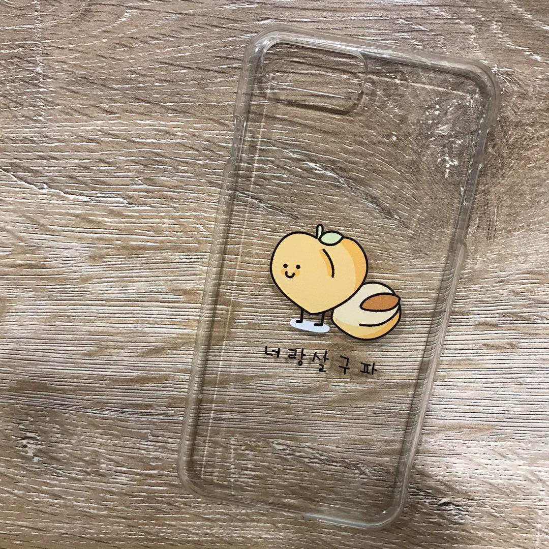 Iphone7plus手機軟殼