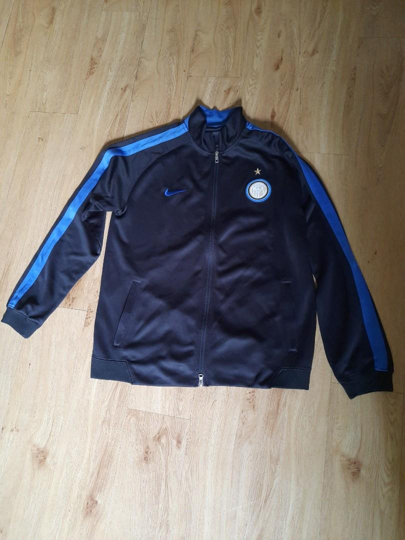 Jaket Nike Inter Milan