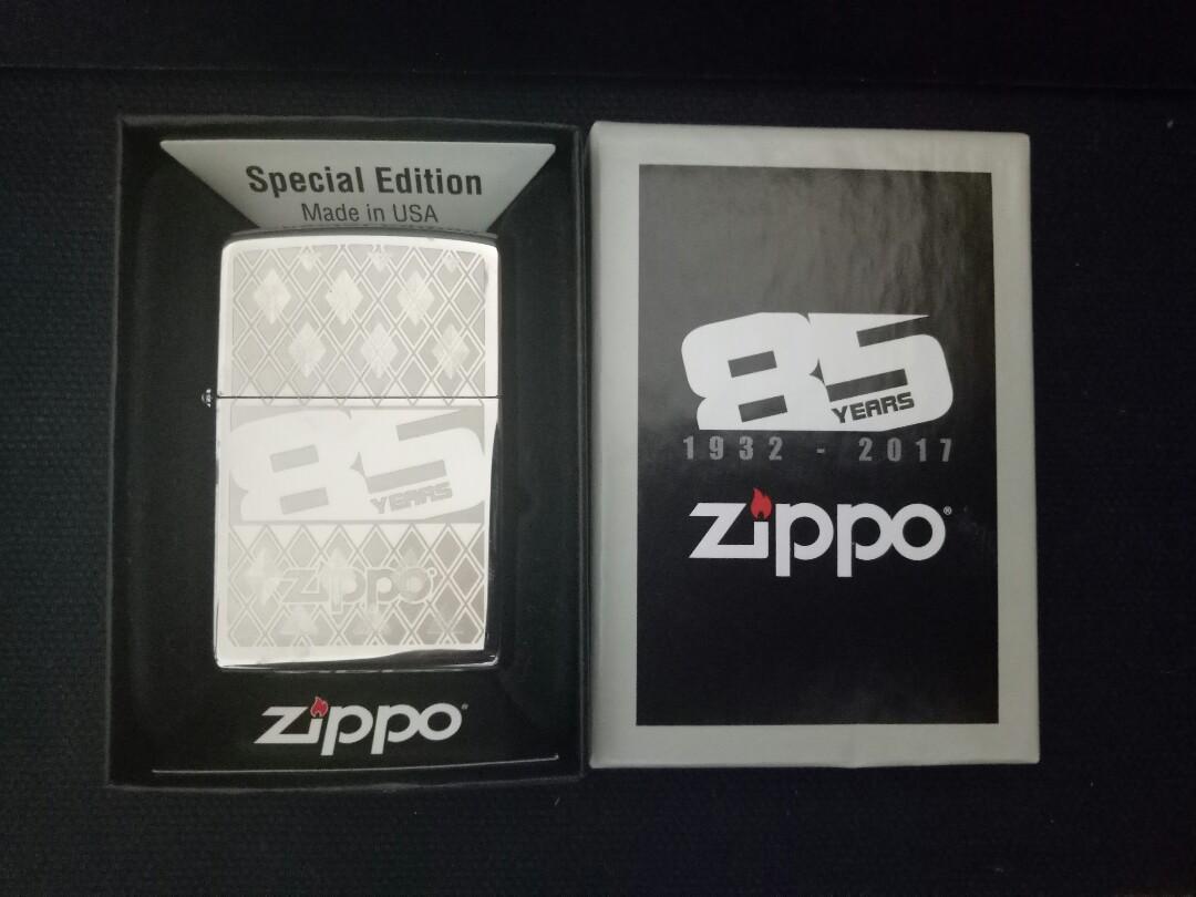 Korek api Zippo 85 Years Anniversary
