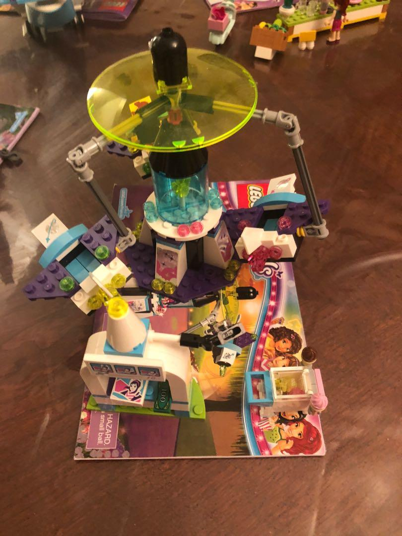 LEGO friends carousel