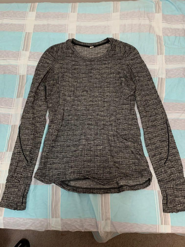 Lululemon long sleeve: size 4