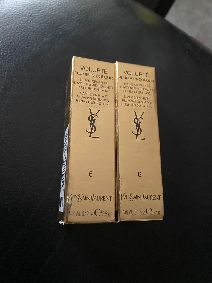 New YSL Volupte plump in colour #6