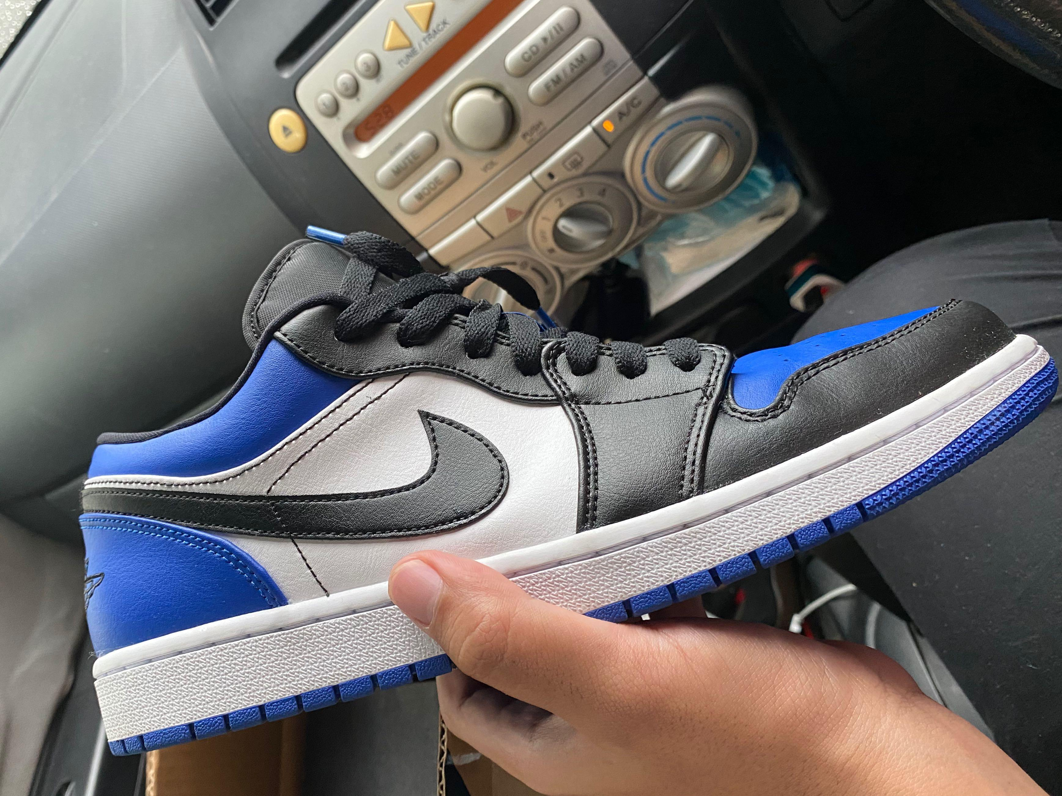Nike Air Jordan 1 Low Fragment, Men's