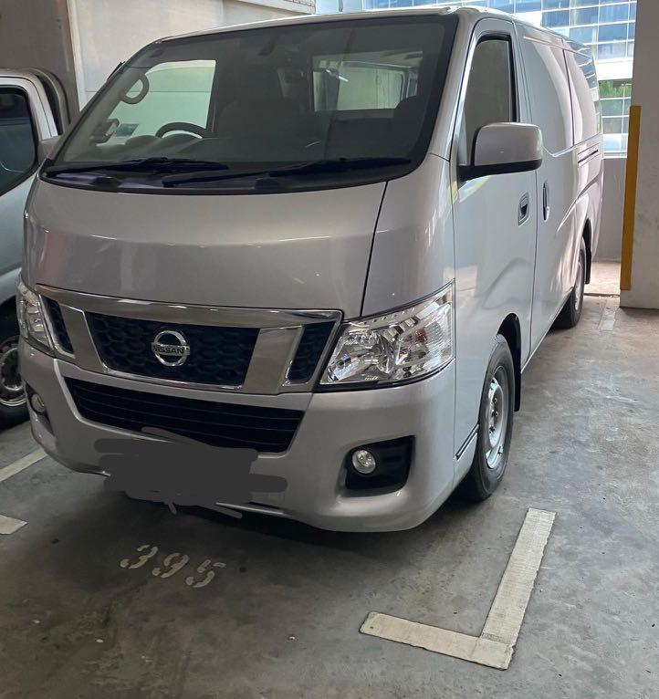 Nissan nv350 manual
