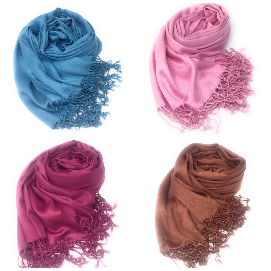 Pashmina shawl scarf wrap