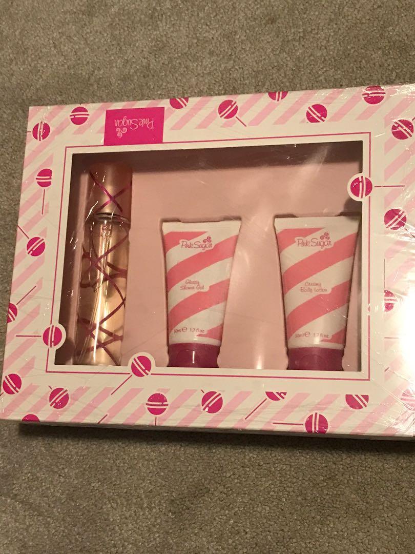Pink Sugar Body Lotion/Shower Gel Pack