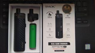 Pod smoke rpm 80 pro kit