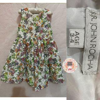 RJR.John Rocha Debenhams Floral Dress_3T
