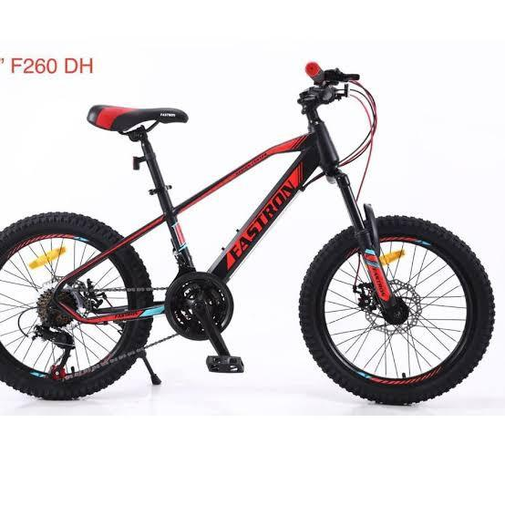 Sepeda Gunung Fastron F260 Size 27,5 Bisa cash/cicilan tanpa CC