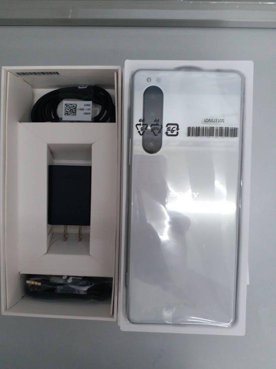 SONY XPERIA 1 II 5G 白色(8+256G)