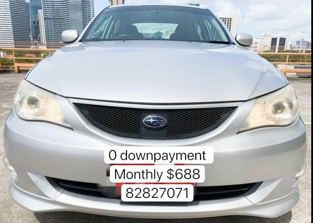 Subaru Impreza 1.5 4-Dr (A)