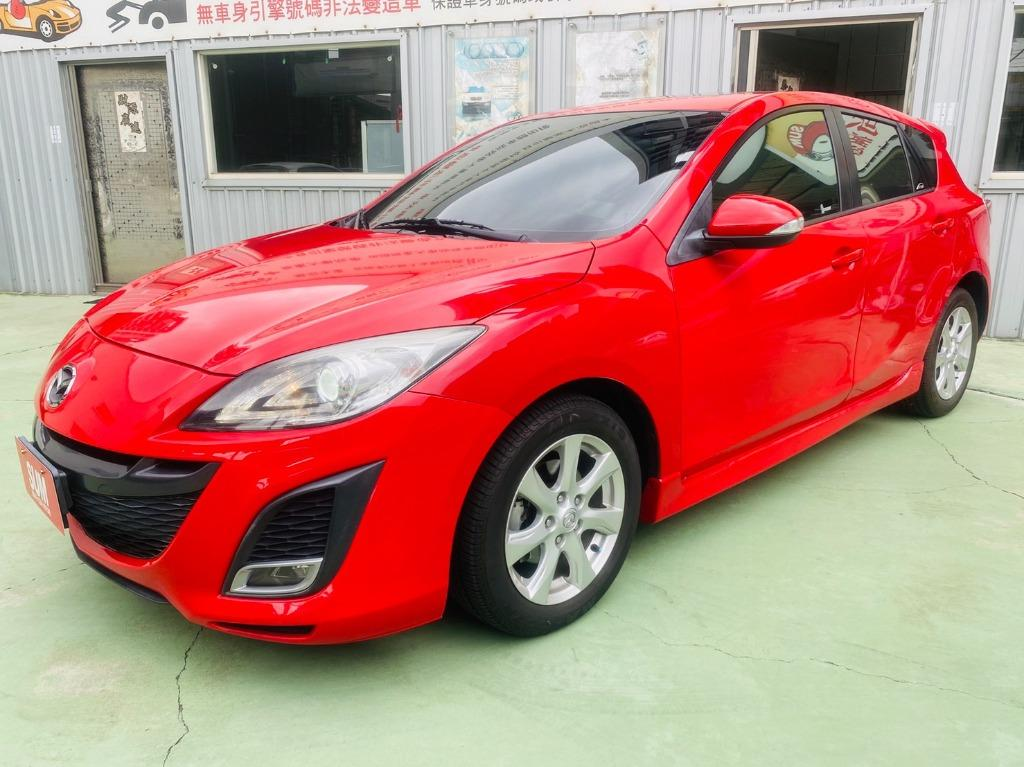 【SUM尼克汽車】2011 Mazda3-5D 2.0L