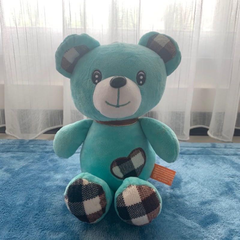 Tiffany綠小熊