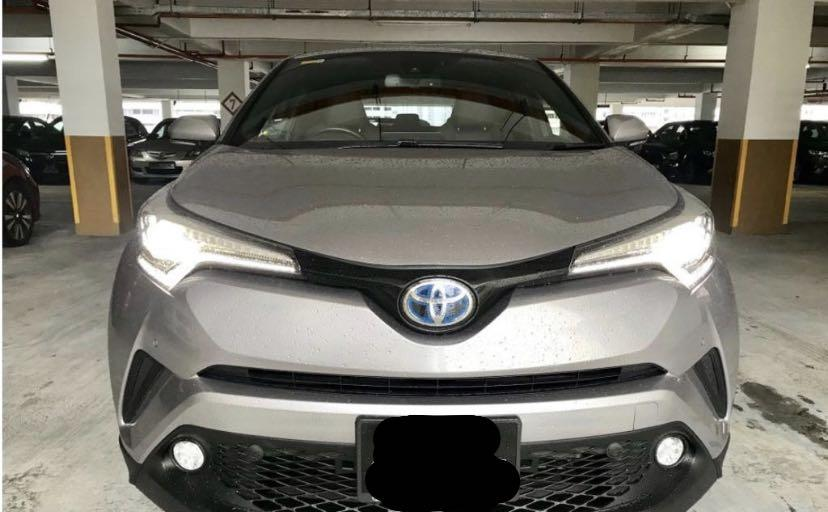 Toyota C-HR 1.8A G (RENTAL ONLY $450 WEEKLY)