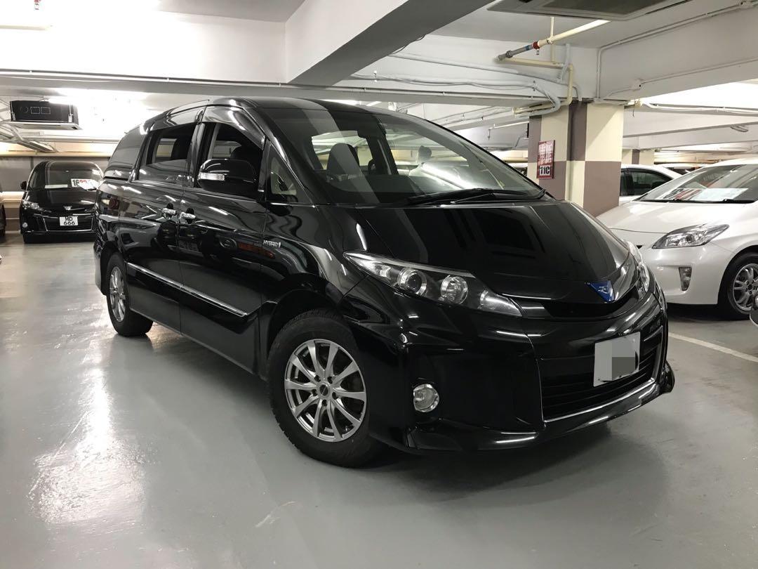Toyota Estima Hybrid Aeras Auto