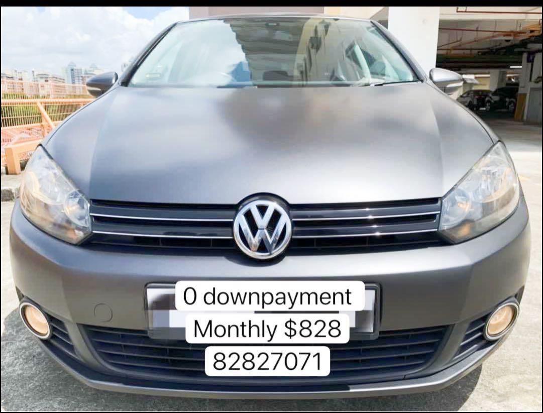 Volkswagen Golf 1.4A TSI Auto