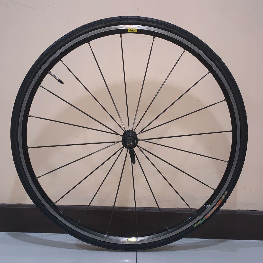 Wheelset Depan MAVIC Aksium