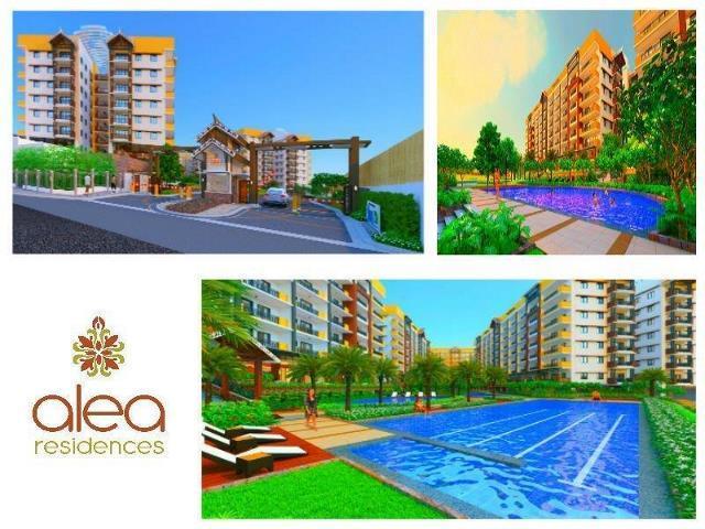 ALEA Residences 3 Bedroom RFO near City of Dreams Airport Pasay