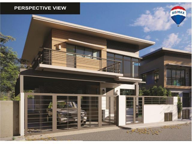 For Sale 4-Bedroom Single Detached House & Lot in Talisay City, Cebu.