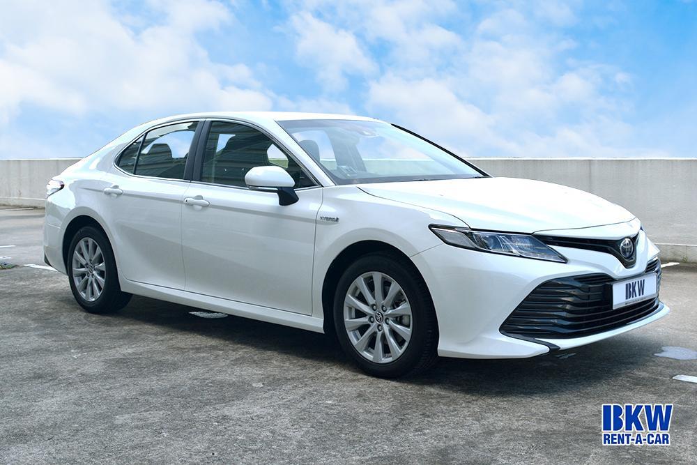 Toyota Camry Hybrid - BKW Rent A Car