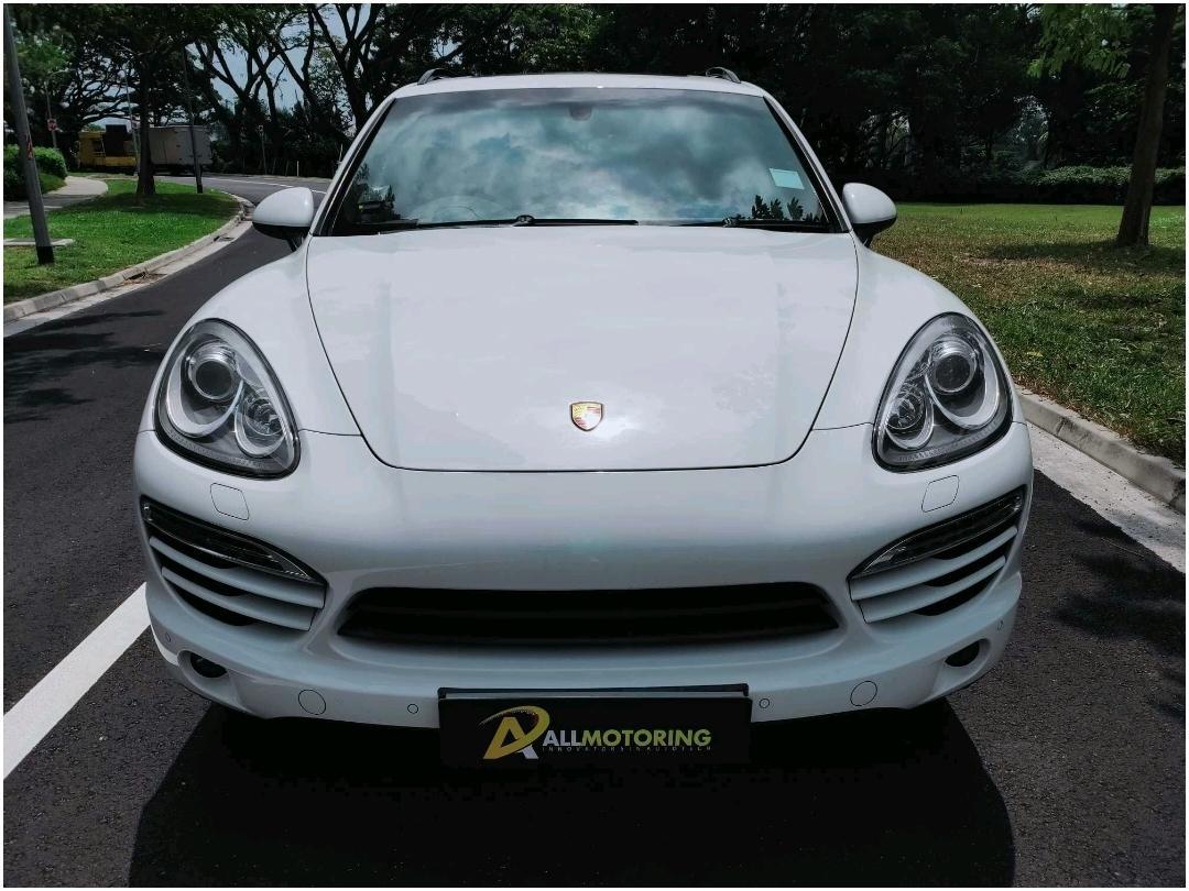 Porsche Cayenne S Hybrid 3.0 Auto