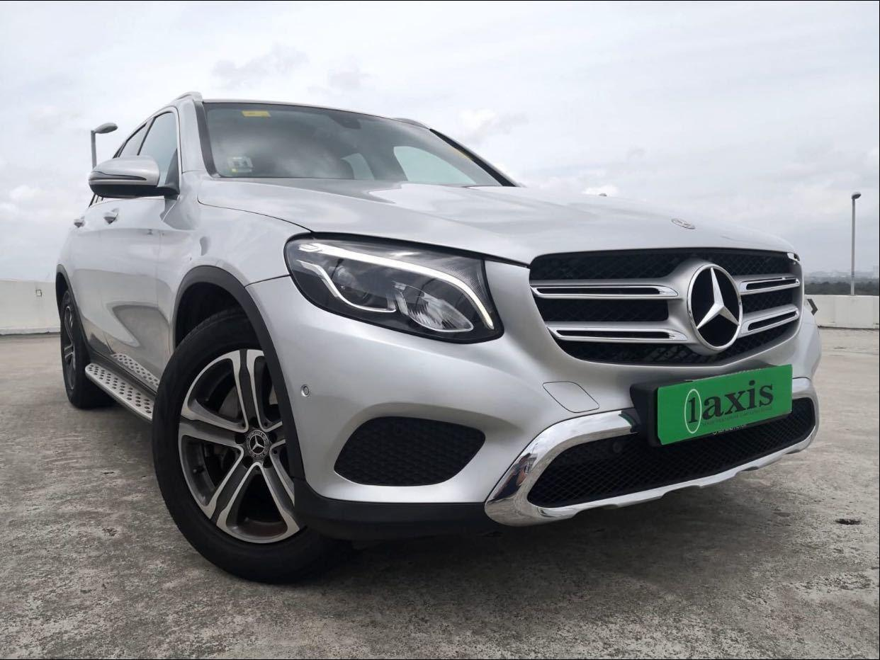 MERCEDES BENZ GLC250 AUTO