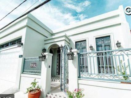 BF Paranaque Bungalow with Hi-Ceiling