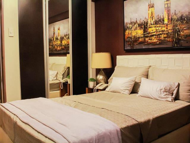 For rent in mirea residences by dmci homes 2 bedroom and 1 bathroom in