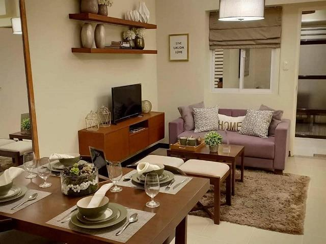 Fairlane residences for sale 2 bedroom with 1 bathroom and with parkng
