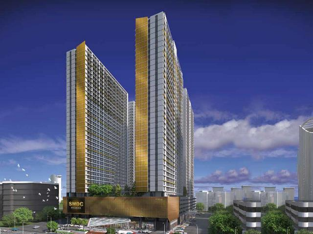 1BR w/Balcony For Sale at SMDC Fame Residences