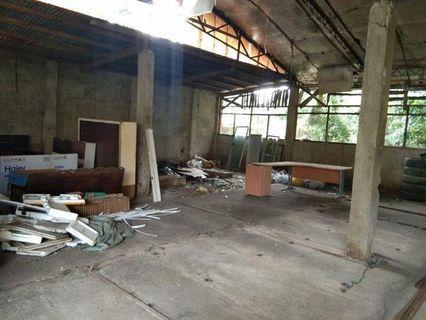 Warehouse and lot for sale in bankal, lapu lapu city!