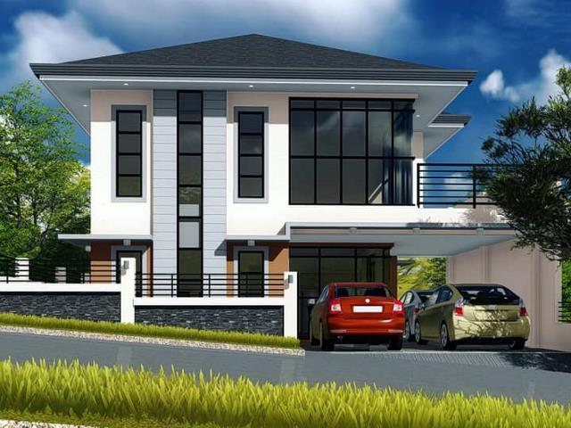 4 Bedroom Brand New House With 3 Car Parking In Talisay Cebu Property For Sale House Lot On Carousell