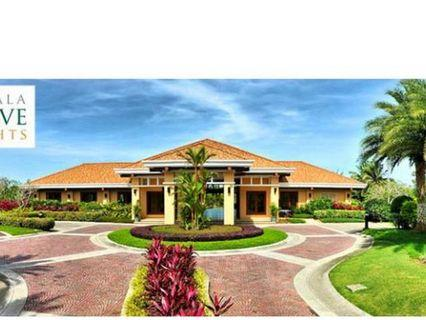 For Sale: Lot at Ayala WestGrove Heights