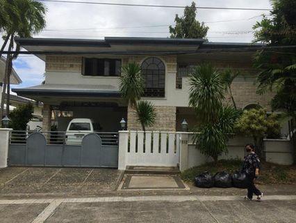 For Rent: House & Lot at Ayala Alabang Village