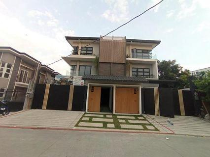 House and lot for sale in Taguig City near Makati City 4 Bedroom Duple