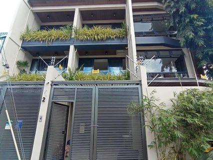 House and lot for sale in Mandaluyong City near Makati Buenconsejo Tow