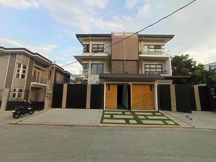 House and lot for sale in Taguig City near Makati City Duplex House RF