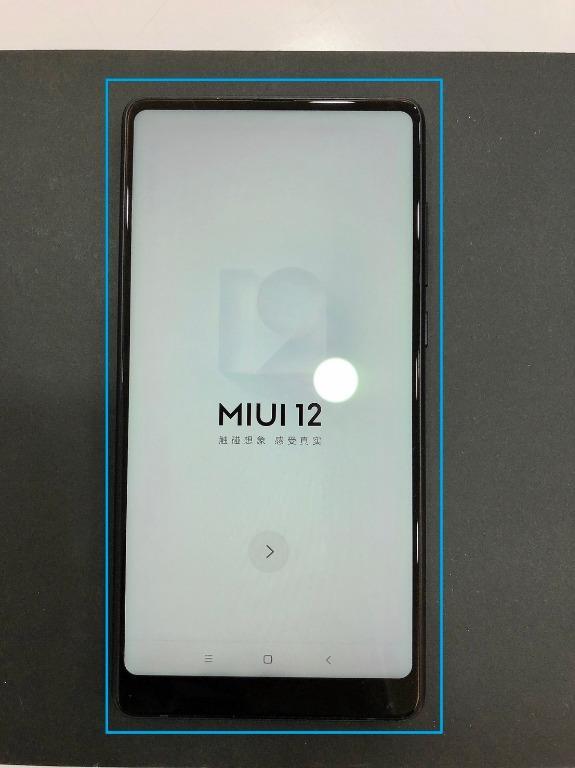 小米 MIX 2 5.99吋 64G 黑 #二手機 #彰化店 99425