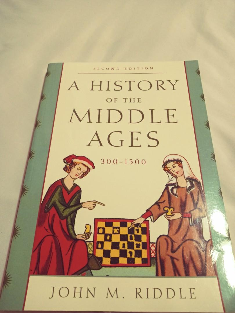 A History Of The Middle Ages 300-1500