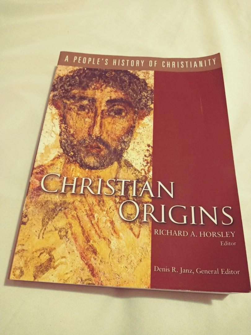 A People's History Of Christianity. Christian Origins.
