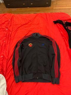 Adidas Retro Barcelona Jacket