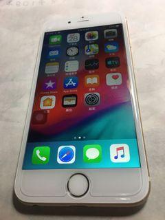 Apple iPhone 6 金色 16GB 便宜售(可議)~