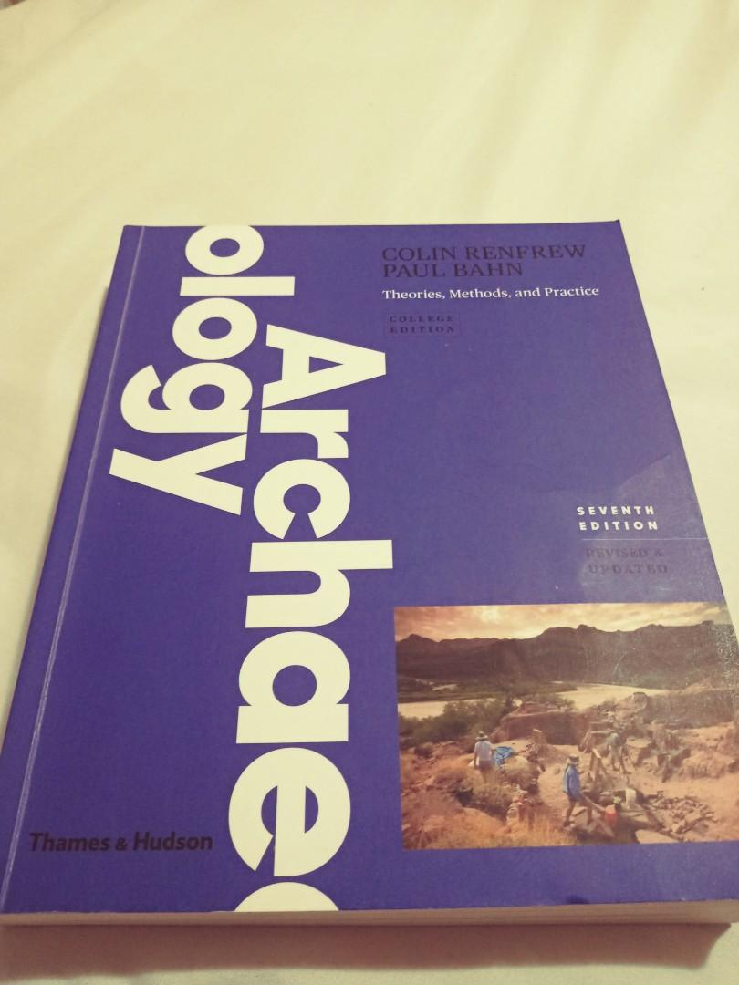 Archaeology college textbook