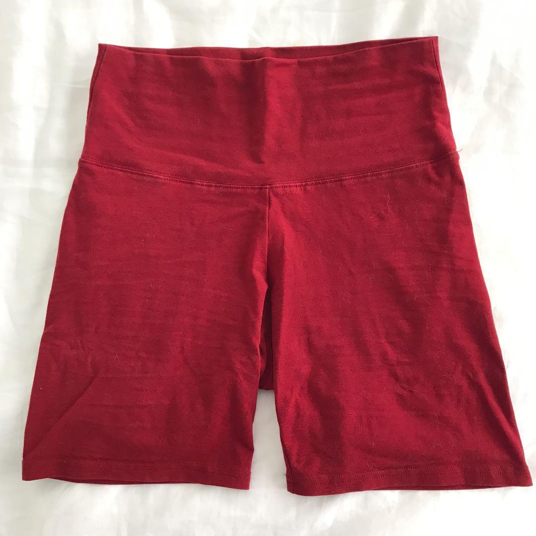 Aritzia Biker Shorts