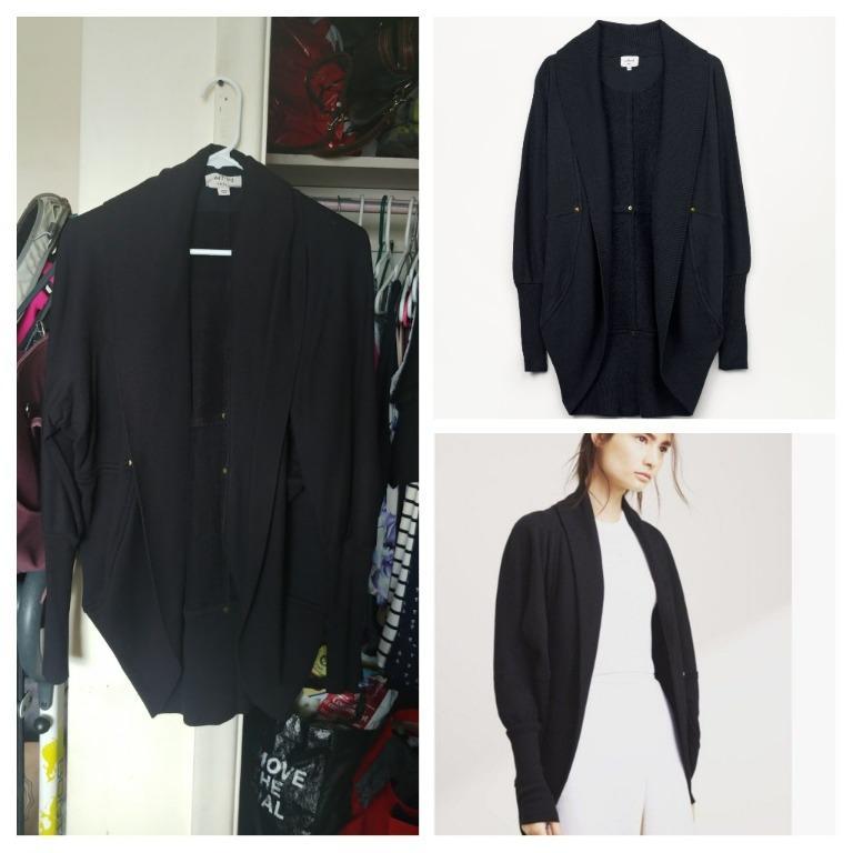Aritzia Wilfred Diderot Sweater (S, Black)